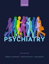Book cover for: Psychiatry