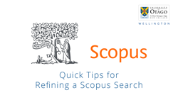 Quick Tips for Refining a Scopus Search