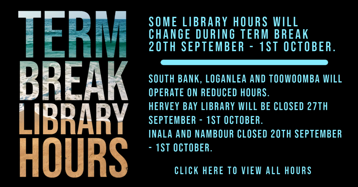 Click to view term break library opening hours