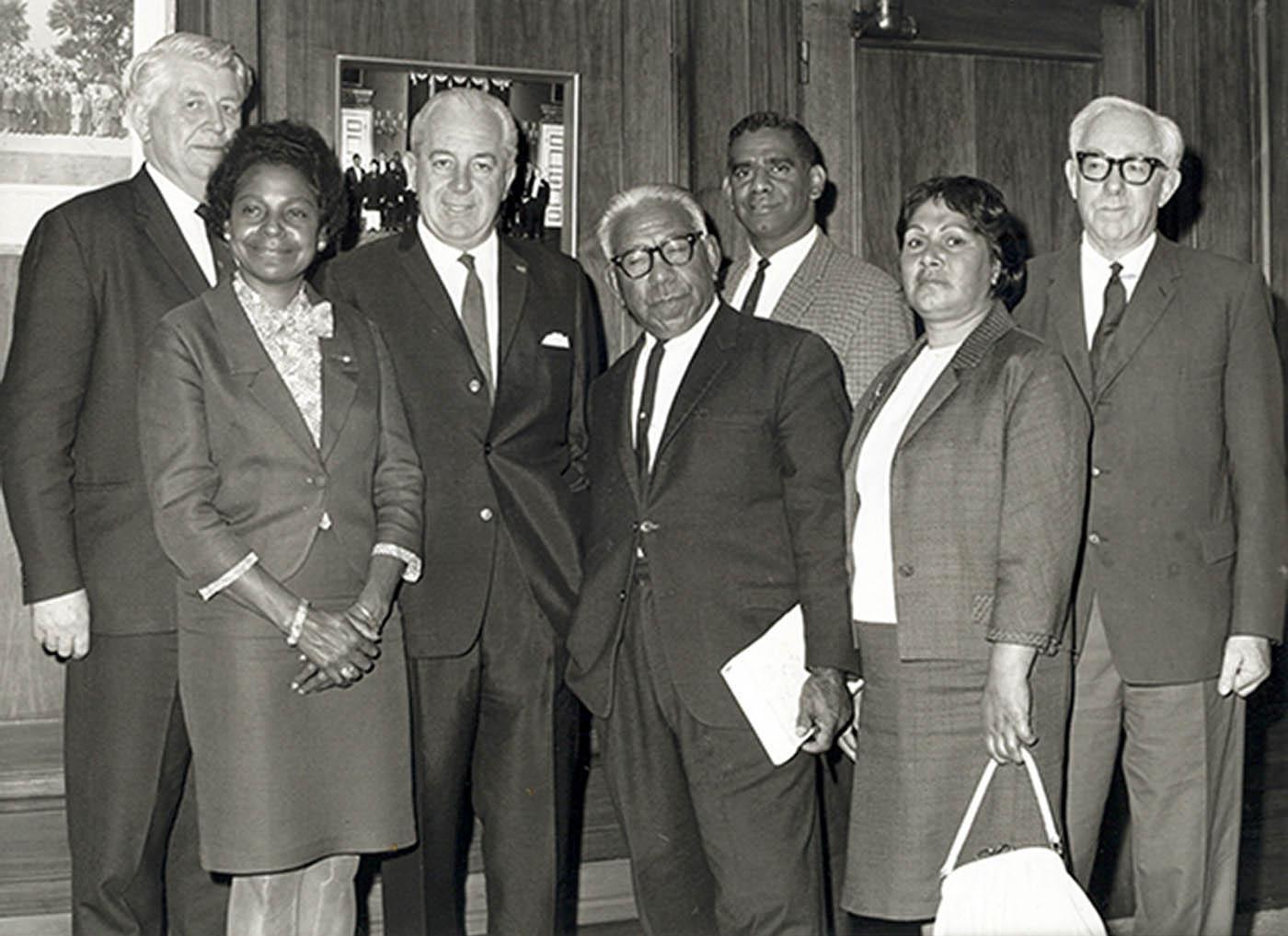 1967: Indigenous referendum (National Museum of Australia, n.d.)