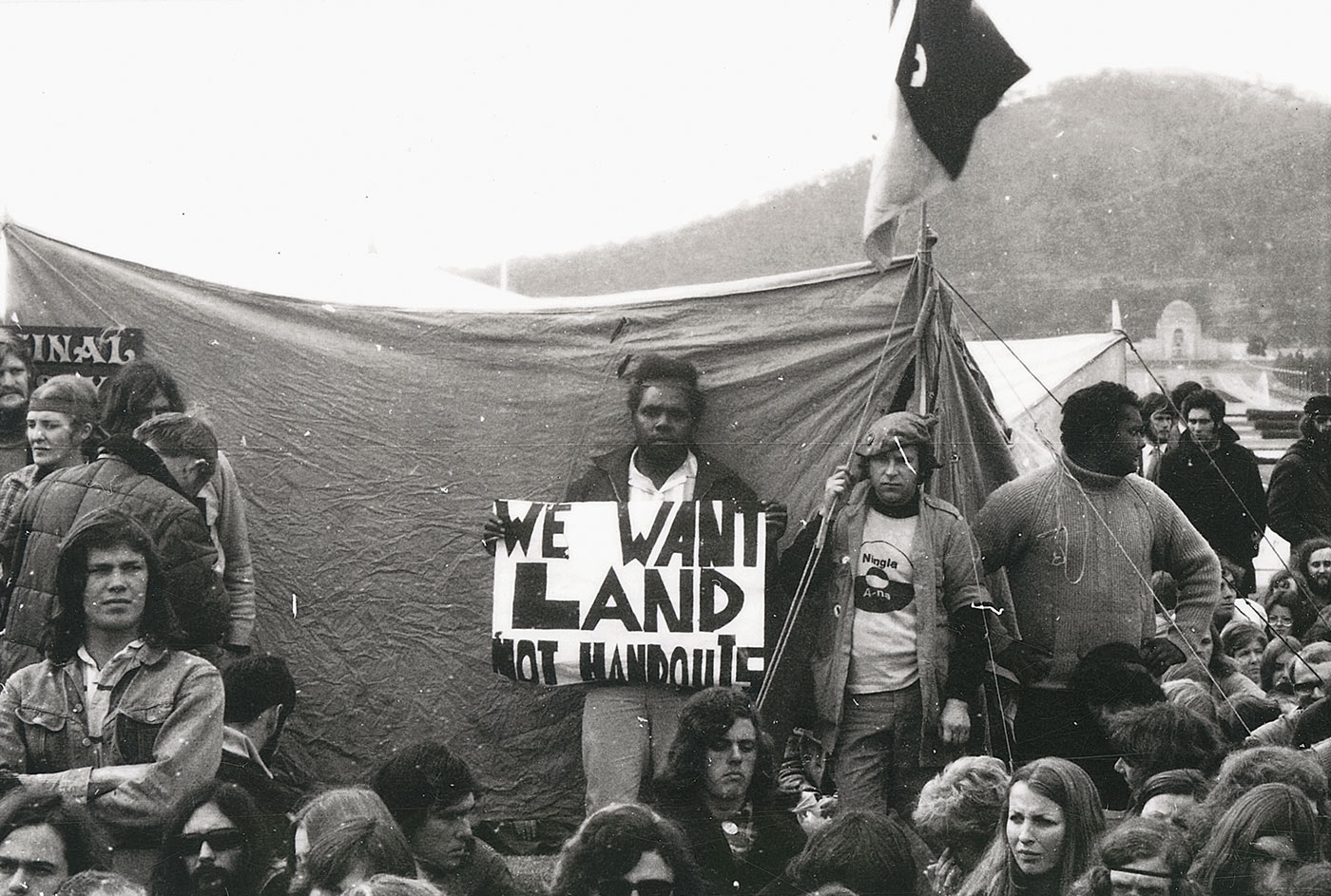 1976: Australian Government passes Aboriginal Land Rights (Northern Territory) Act (National Museum of Australia, n.d.)
