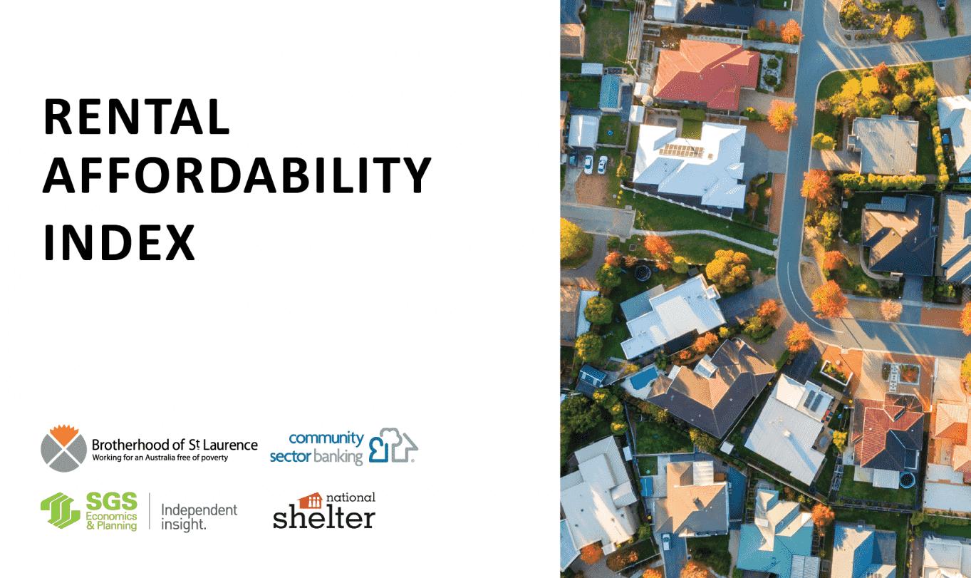 Rental Affordability Index [Australia]