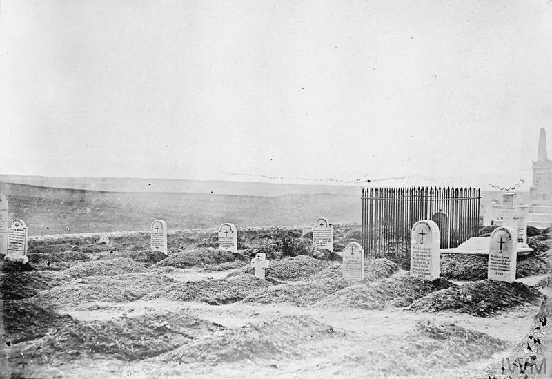 Graves of officers of the 97th Regiment. Crimean War 1854-56