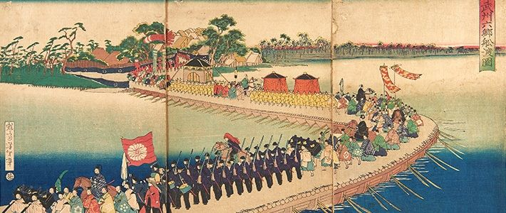 The Meiji Restoration: The End of the Shogunate and the Building of a Modern Japanese State (Atsushi, 2018)