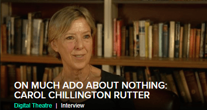 On much to do about nothing (Rutter, n.d.)