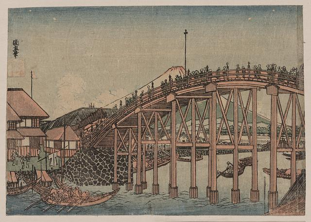 Japanese prints, pre-1915 (Library of Congress, n.d.)