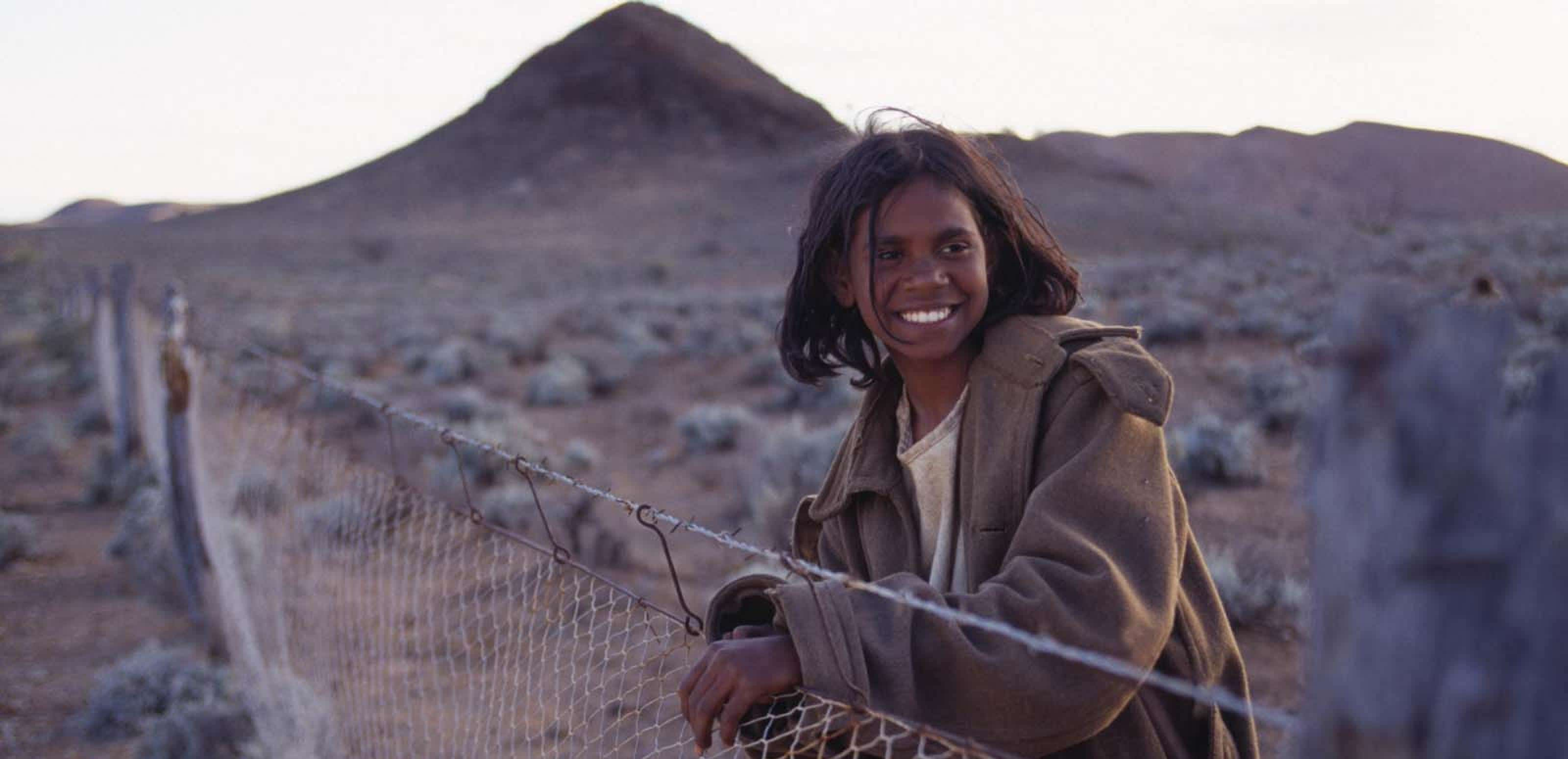 Rabbit proof fence (National Film and Sound Archive of Australia, n.d.)