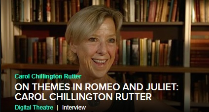 On the themes in Romeo and Juliet (Rutter, n.d.)