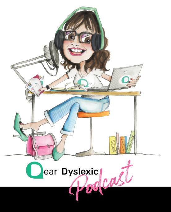 Dear Dyslexic Podcast Series