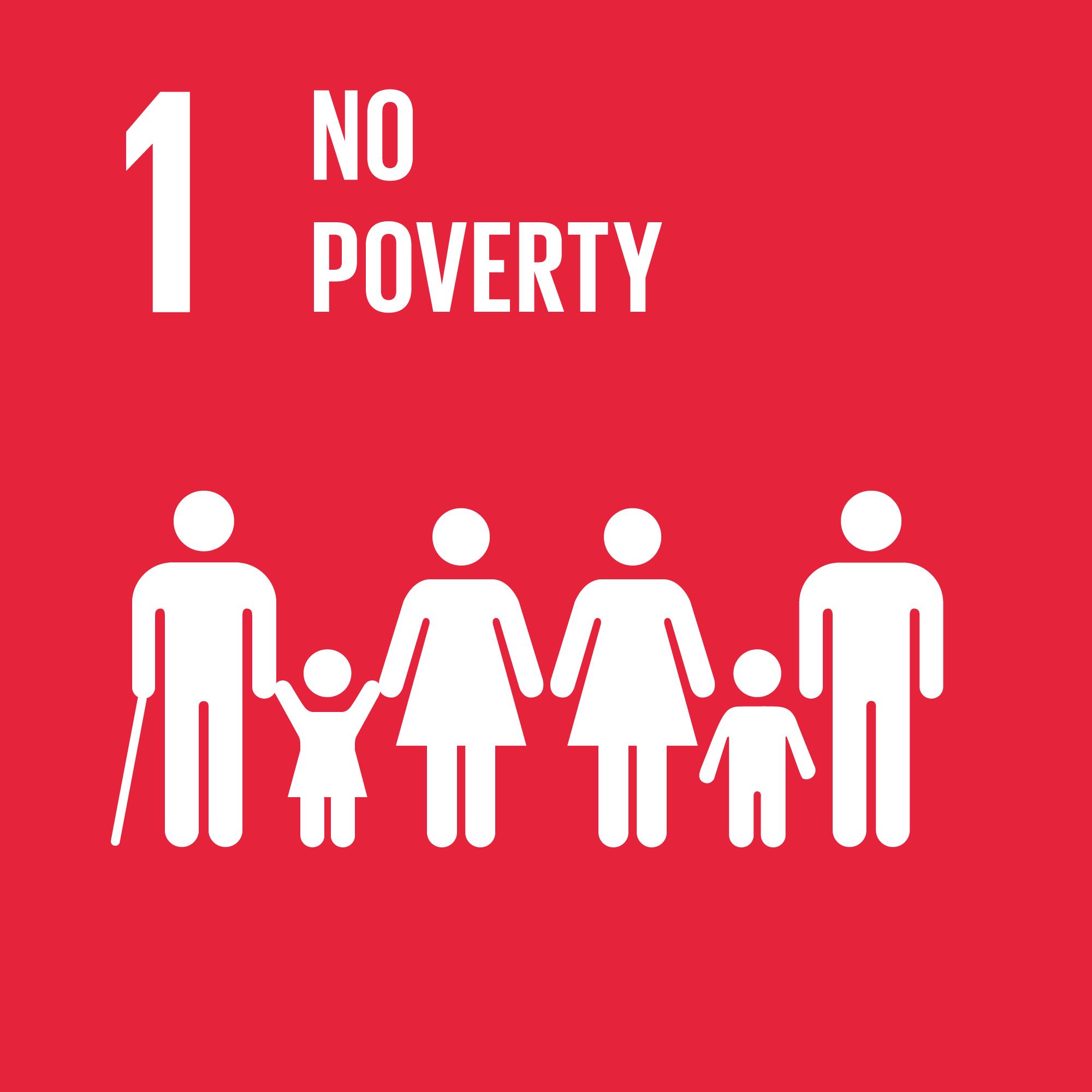 Sustainable Development Goal 1 | No Poverty