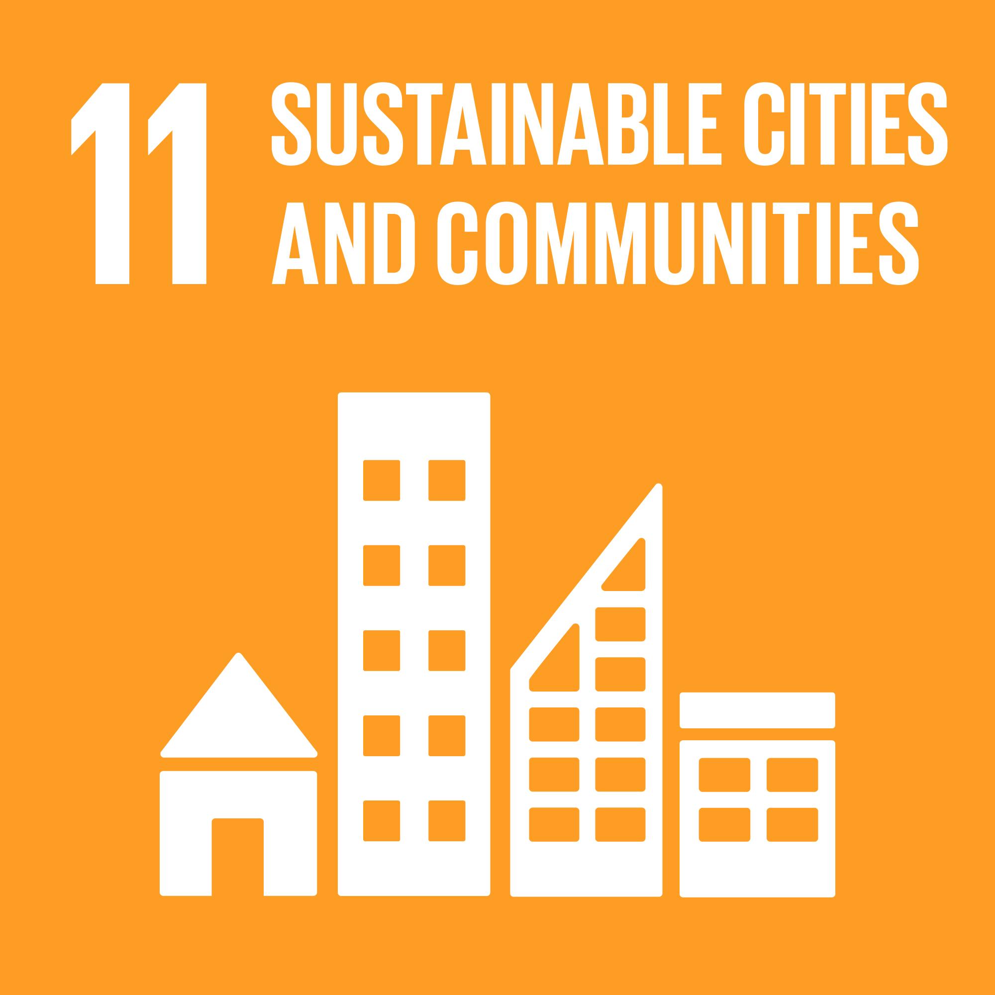 Sustainable Development Goal 11 | Sustainable Communities