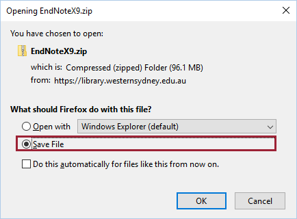 How do I install EndNote at home? (for Windows) - Library FAQs