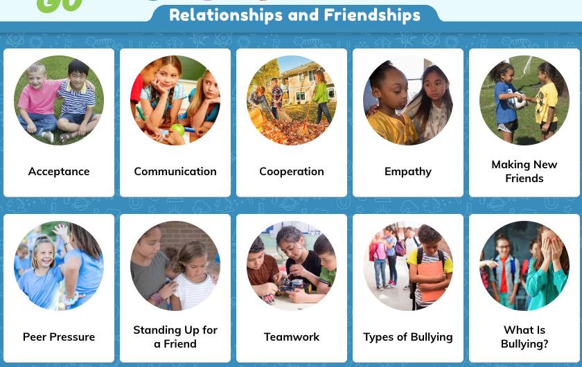 Relationships & Friendships