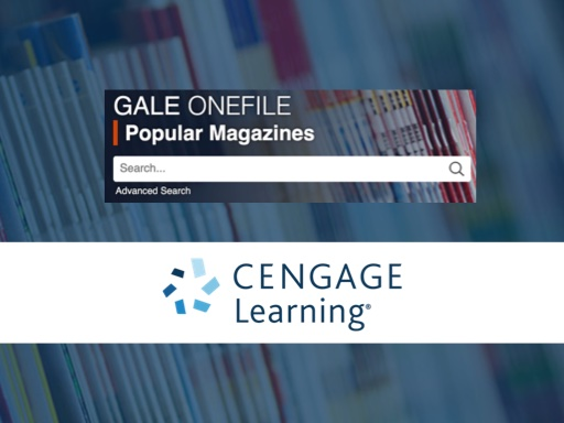 Cengage Magazines