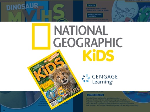 Cengage national geographic kids