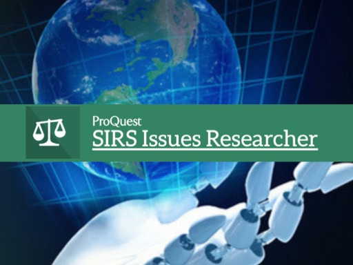 ProQuest SIRS Issues Researcher