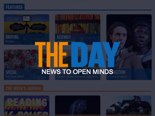 The Day News to open minds