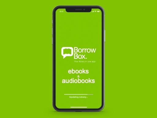 Borrow box ebooks and audiobooks