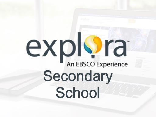 Explora Secondary