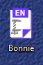 EndNote compressed library icon